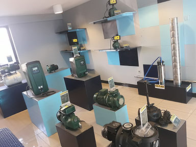 New Show Room